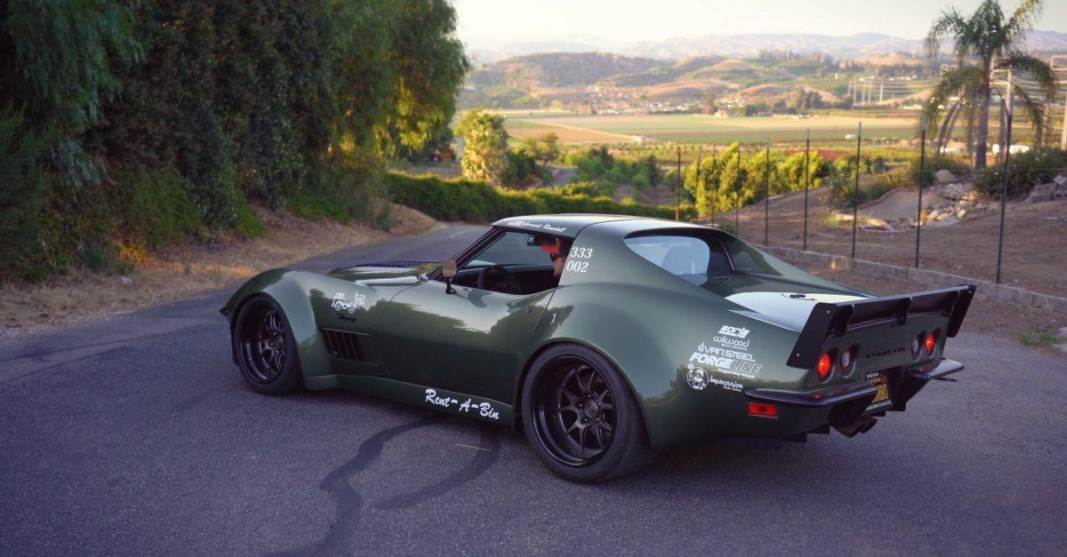 1970 corvette c3