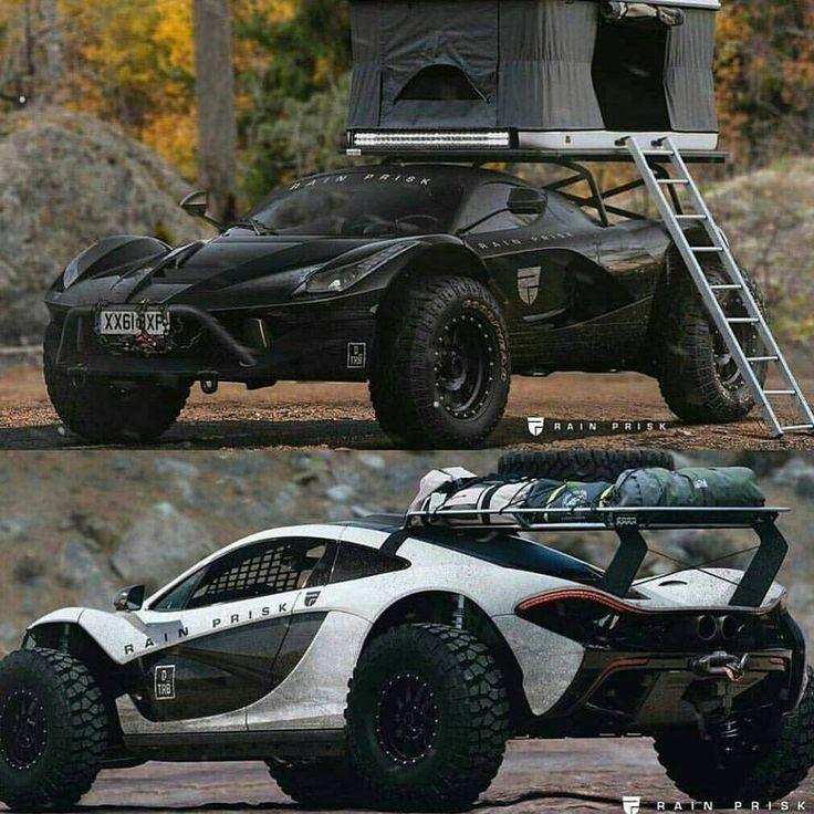 Off-Road Cars