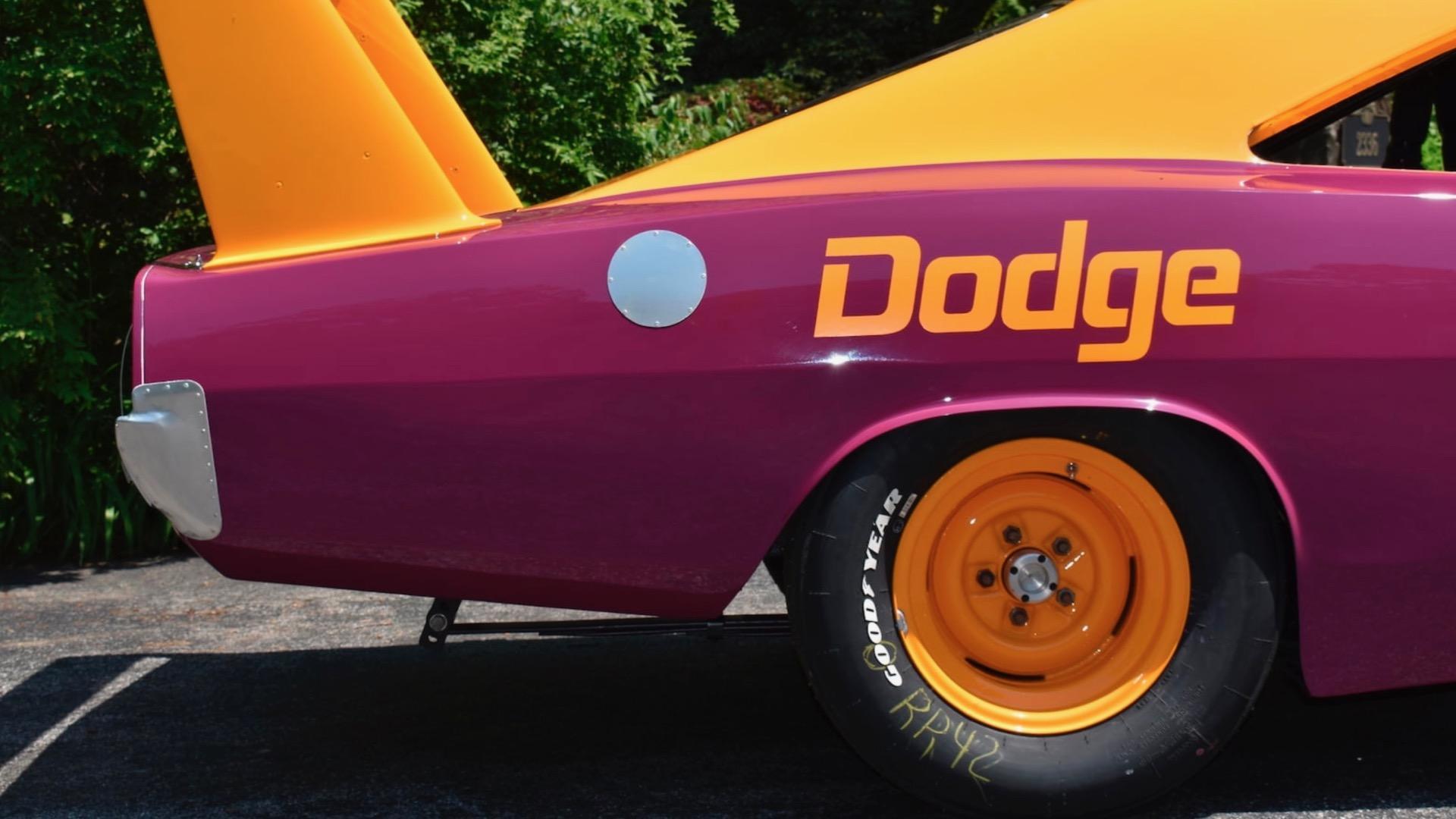 1969 dodge charger daytona nascar photo by mecum auctions 100794729 h