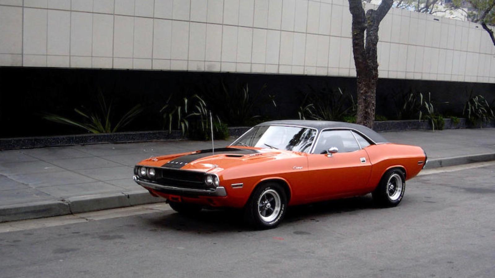 1970 dodge challenger from 2 fast 2 furious