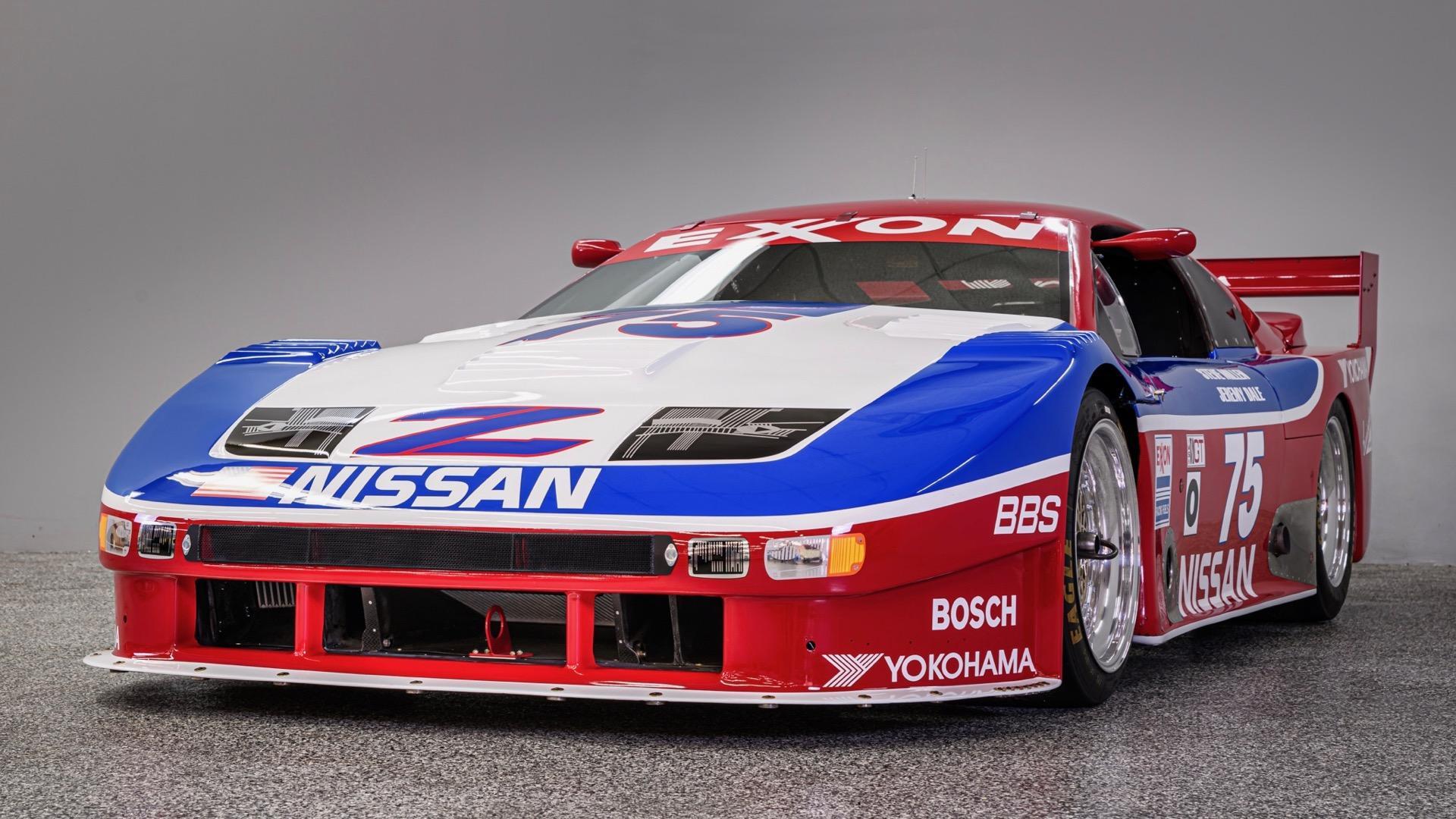 1990 nissan 300zx twin turbo imsa gto race car photo by bring a trailer 100791722 h