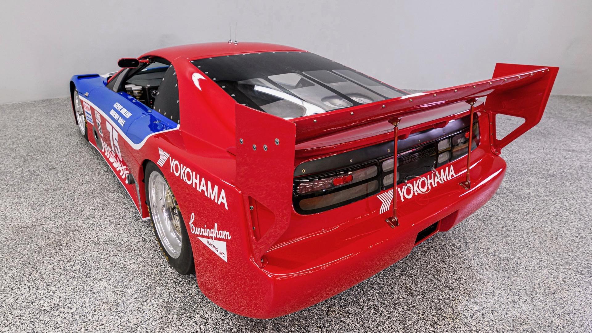 1990 nissan 300zx twin turbo imsa gto race car photo by bring a trailer 100791725 h