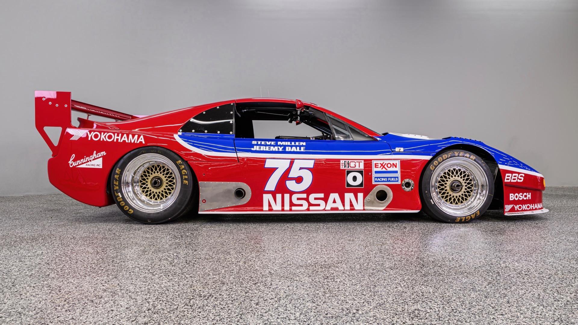 1990 nissan 300zx twin turbo imsa gto race car photo by bring a trailer 100791729 h