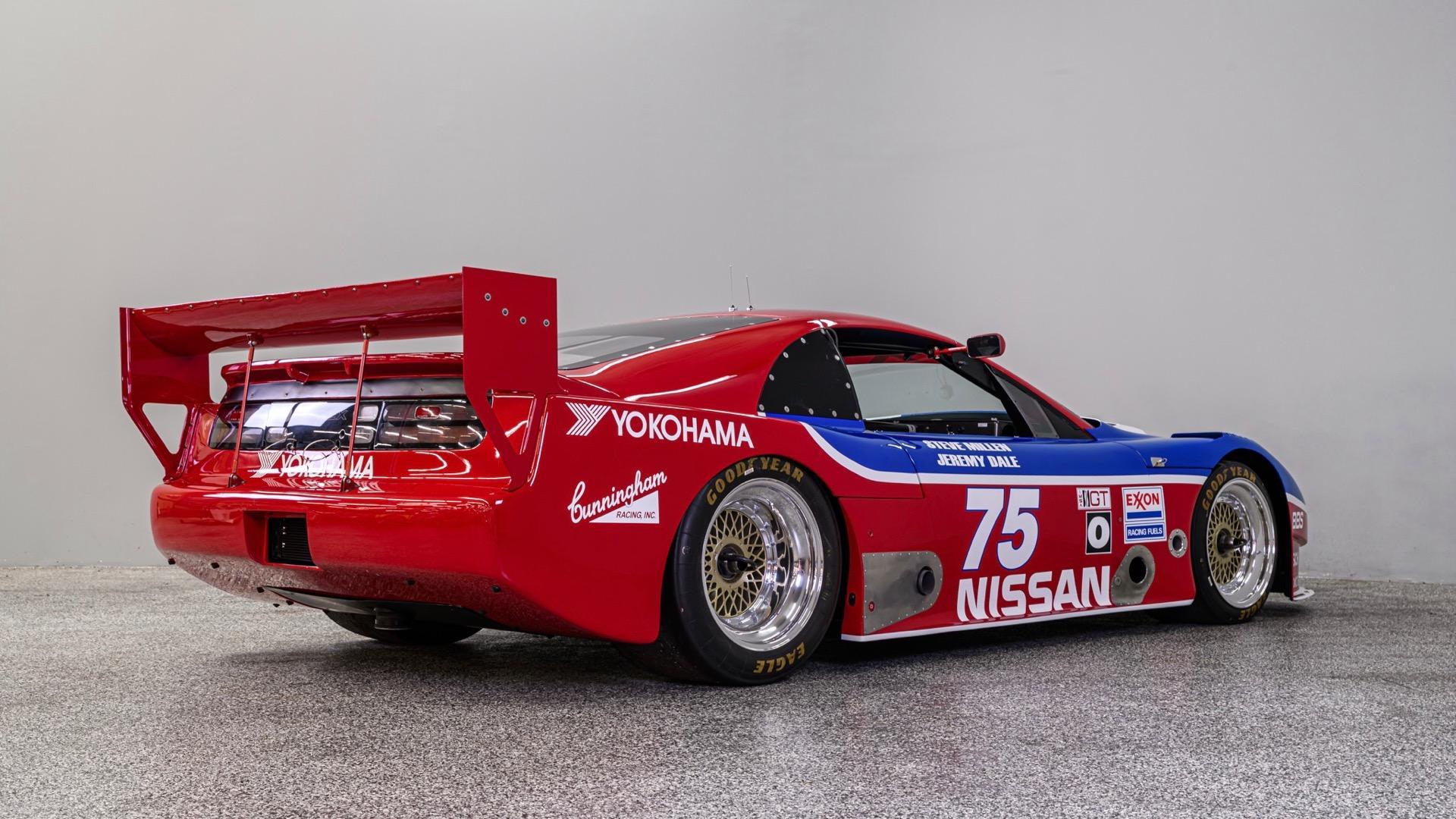 1990 nissan 300zx twin turbo imsa gto race car photo by bring a trailer 100791730 h