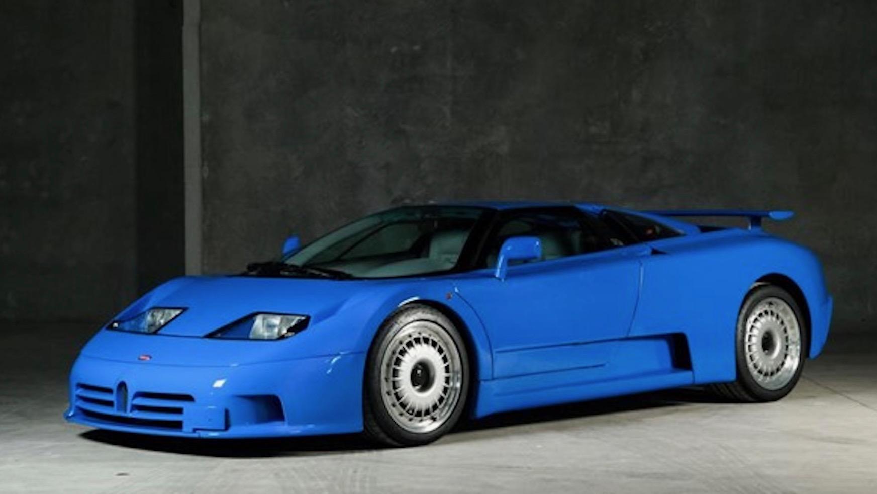 1994 bugatti eb 110 gt prototype photo via dupont registry 100798071 h
