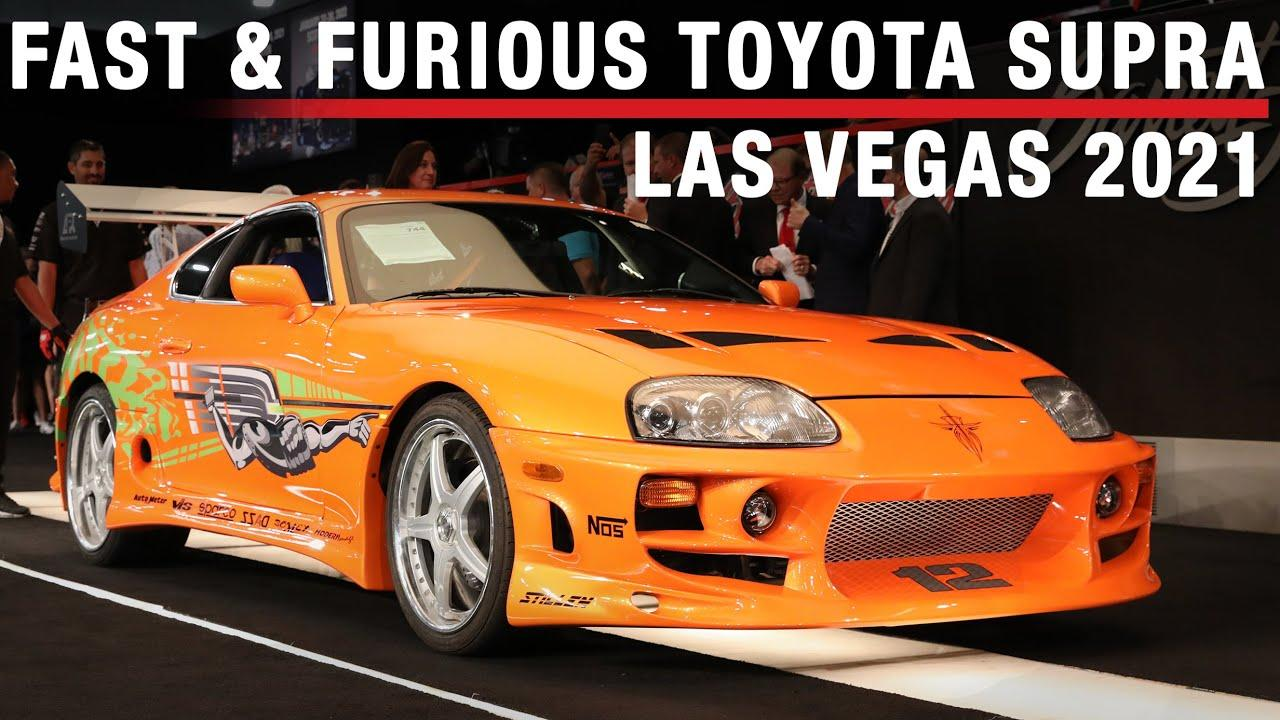 1994 toyota supra driven by paul walker in the fast and the furious 100796300 h