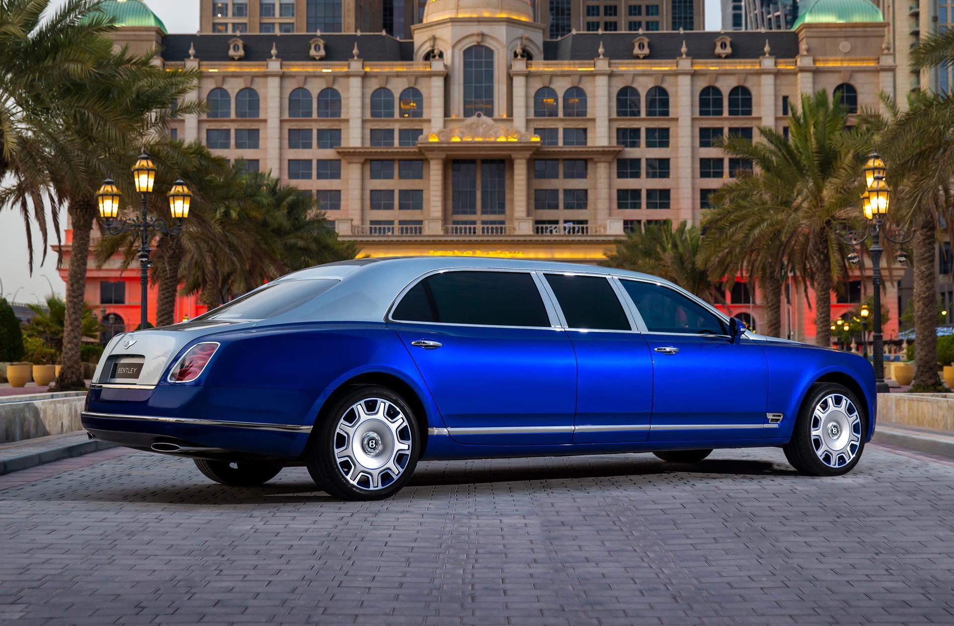 Bentley mulsanne grand limousine 100801256 h