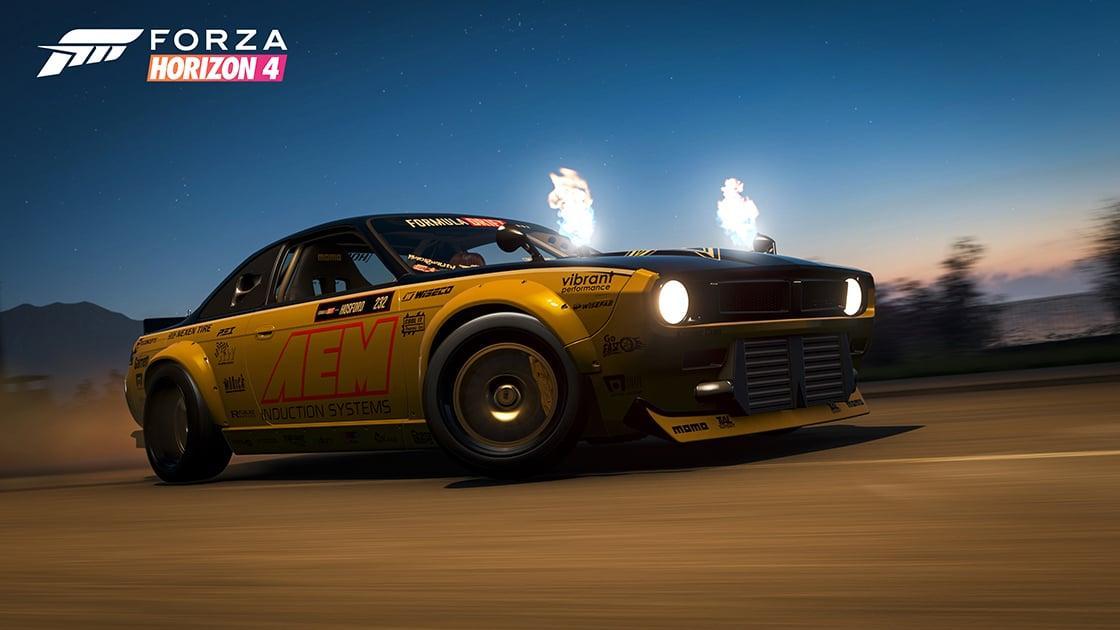 Best drift car forza 4