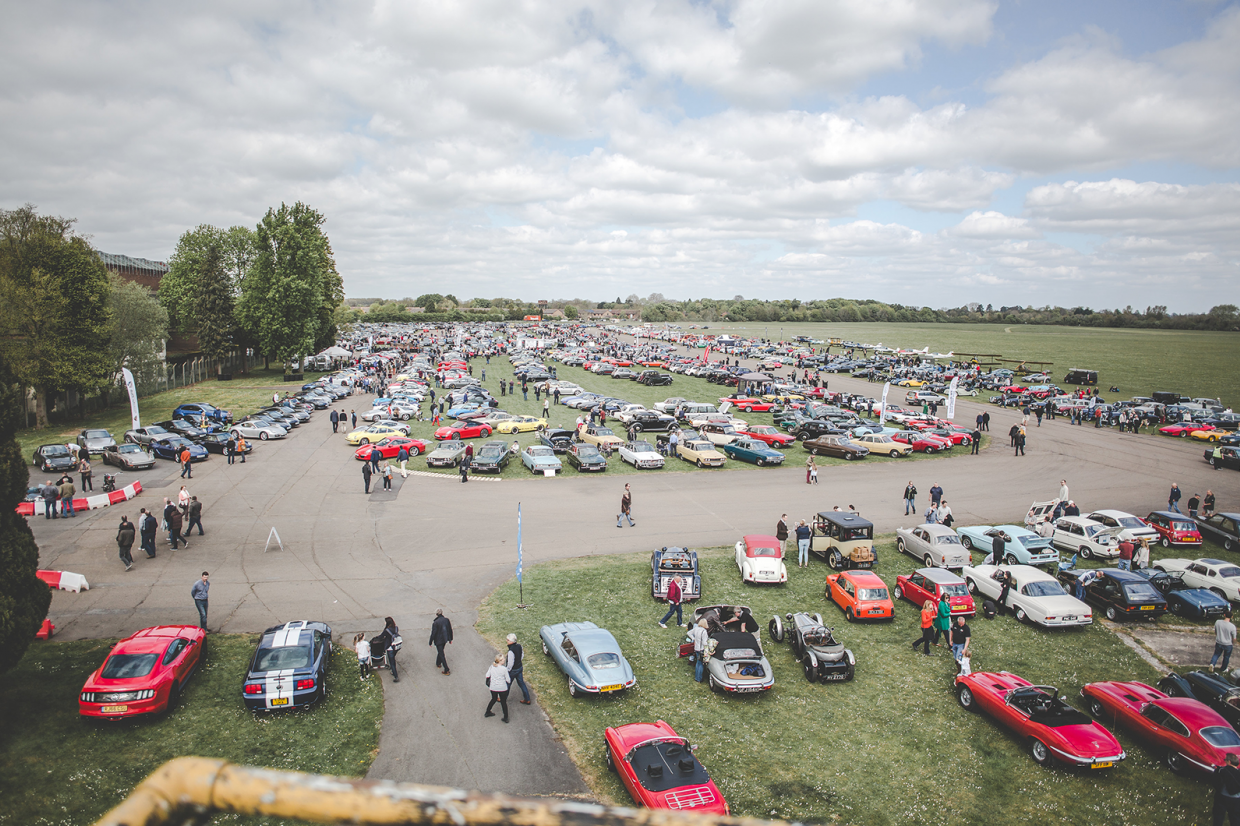 Classic sports car the best classic car events of 2021 lead