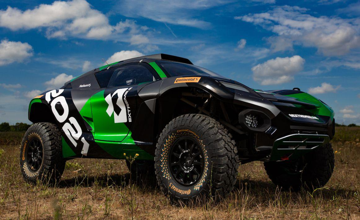 Extreme e electric racing suv 100707461 h