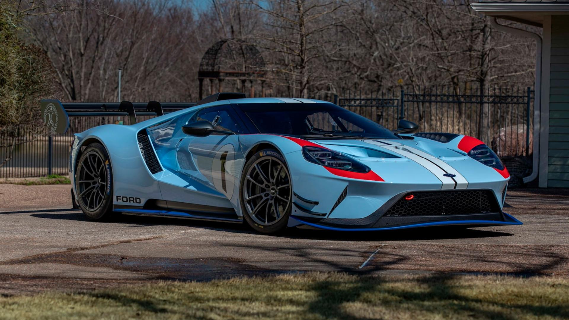 Ford gt mkii photo credit mecum 100784712 h