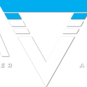 Gravity show logo white