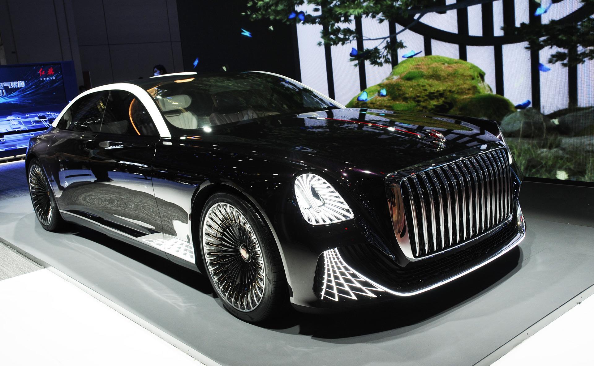 Hongqi l concept 2021 shanghai auto show 100789777 h