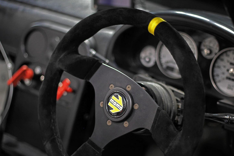 Fitted My Racing Streering Wheel