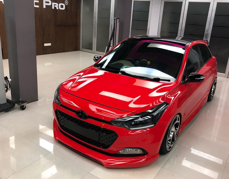 Modified Hyundai i20